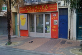 Restaurant Antalya Perpignan