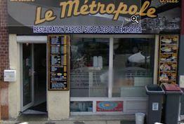 Le Metropole Kebab Roubaix