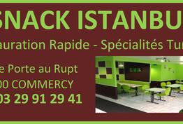 Snack istambul Commercy
