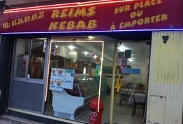 Reims Pizza kebab Reims