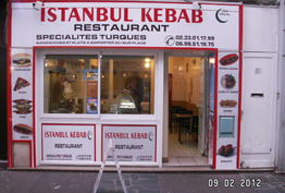 Istanbul kebab Cherbourg-Octeville