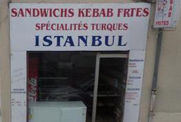 Istanbul kebab Angers