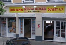 Dedem Kebab Nantes
