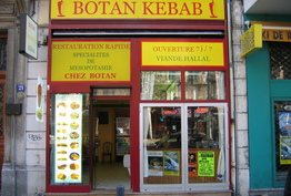 Botan Kebab Grenoble