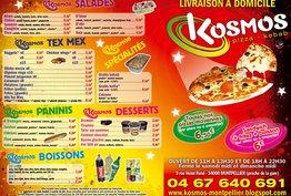 Kosmos Kebab Montpellier