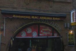 Mac Ankara Toulouse