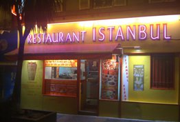 Restaurant Istanbul Brest