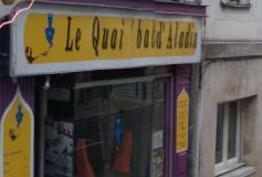 Le Quai Bab d'Aladin Angers