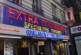 Extra Doner Paris 18