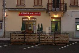 Kebab des lacs Clairvaux-les-Lacs