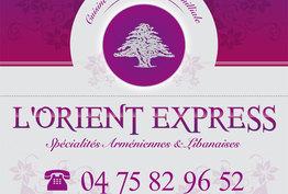 L'Orient Express Bourg-lès-Valence