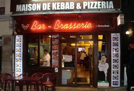Maison de kebab Saint-Quentin