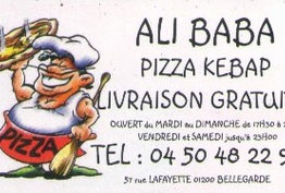 Ali Baba Bellegarde-sur-Valserine