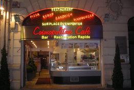 Cosmopolitan Café Reims
