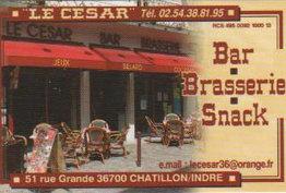 Le César Châtillon-sur-Indre
