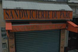 Sandwicherie du Parc Paris 13