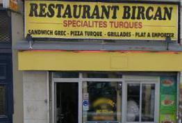 Restaurant Bircan Paris 10