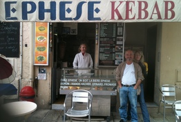 Snack Ephese Cagnes-sur-Mer