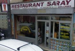Restaurant Saray Paris 11