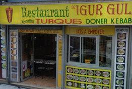 Chez Igur Gul Paris 11