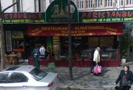 Restaurant Paristanbul Paris 18