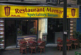 Restaurant Marmara Paris 17