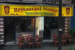 Restaurant Marmara Paris 17