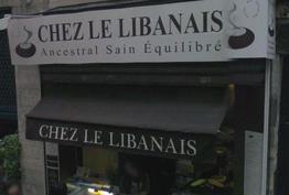 Chez le Libanais Paris 06