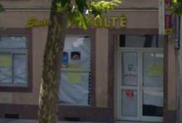 Snack Faculté Strasbourg