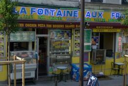 La Fontaine au Frites Ivry-sur-Seine