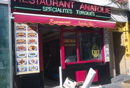 Restaurant Anatolie Montreuil