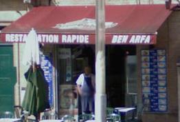 Ben Arfa Kebab Toulouse