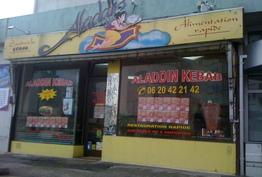 Aladdin Kebab Saint-Etienne