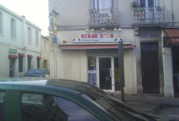 Kebab D'or Montpellier