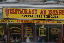 Restaurant AB Istanbul La-Plaine-Saint-Denis