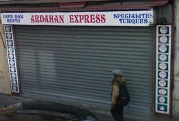 Ardahan Express Paris 19