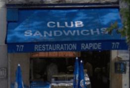 Club Sandwichs Boulogne-Billancourt