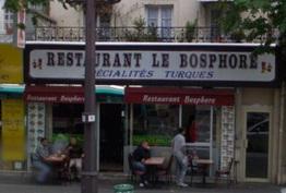 Bosphore Paris 13