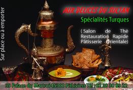 Aux délices du Sultan Pithiviers