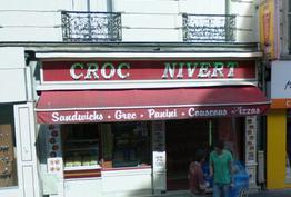 Croc Nivert Paris 15