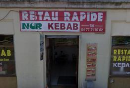 Nur Kebab Saint-Etienne