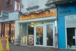 Grill Ali Baba Hénin-Beaumont