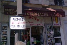 La Voie Lactée Paris 05
