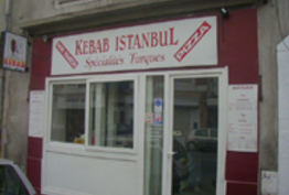 Kebab Istanbul Pau Pau