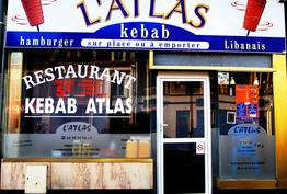 Kebab Atlas Amiens