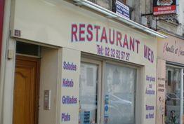 Restaurant Med Gaillon