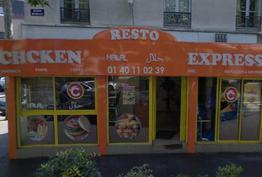 Le Chicken Express Saint-Ouen