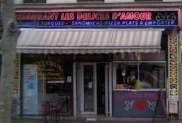 Les délices d'amour Paris 19