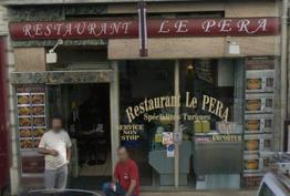 Restaurant Pera Paris 08