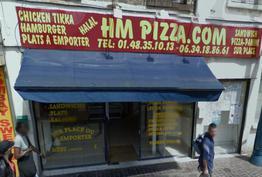 HM Pizza La Courneuve